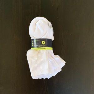 6 Pair Xersion Women's Socks